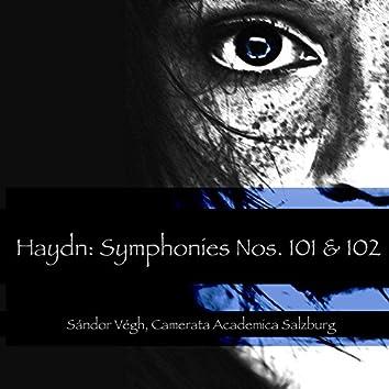 Haydn: Symphonies Nos. 101 & 102