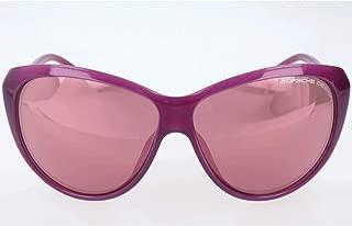 Porsche Design 女士 P8602 C 64 11 115 太阳镜 紫色