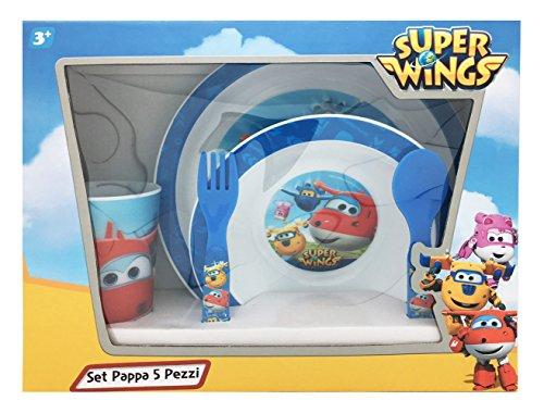 Super Wings 803404155039 Set Pappa