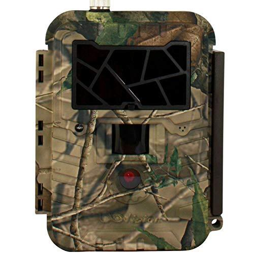 Revier Manager UM595-HD-3GE Wildkamera 12 Megapixel GSM-Modul Camouflage