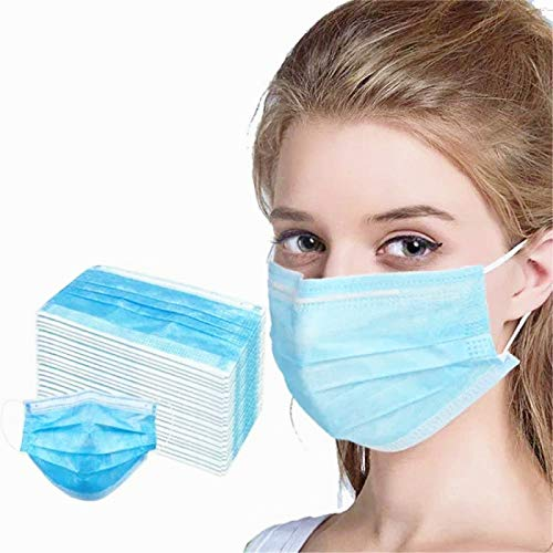 Langten adult non-reusable mouth and nose protection device [50pcs], suitable for people going out
