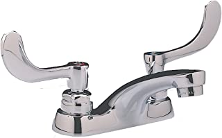 American Standard 5500.170.002 Monterrey Centerset Lavatory Faucet with Lever Handles, Chrome
