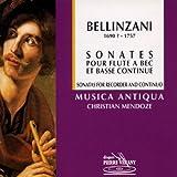 Sonate No.5 en fa majeur pour flûte à bec, alto & basse continue: Allegro
