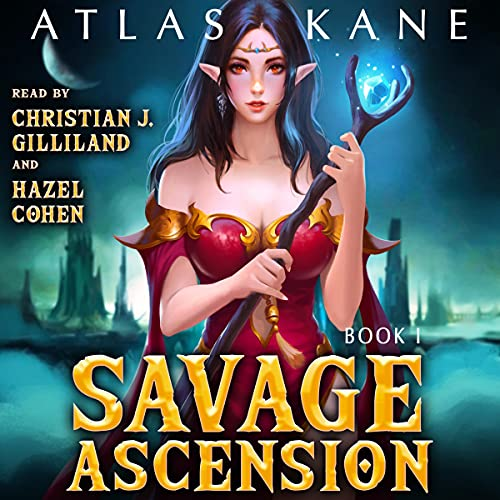 Savage Ascension cover art