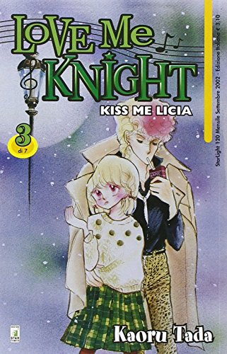 Love me knight: 3