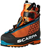 SCARPA Phantom 6000-U, Black/Orange, 45 EU/11.5 M US