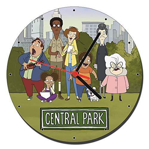 MasTazas Central Park TV Serie Reloj de Pared Wall Clock 20c