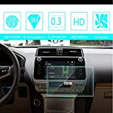 8X-SPEED Auto Navigation Glas Schutzfolie Für 2018 to yota Prado 8-Inch Bildschirmschutzfolie HD Kratzfest Anti-Fingerprint GPS Navi Folie