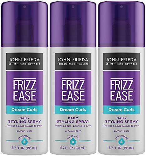 John Frieda Frizz Ease Curl Reviver Mousse,