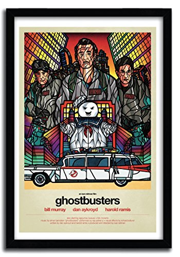 Póster ghostbusters de Van Orton–Impresión y calidad artísticas, 20_x_30_cm