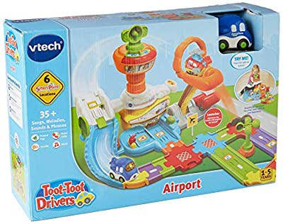 Toot-Toot Drivers® Airport by Vtech