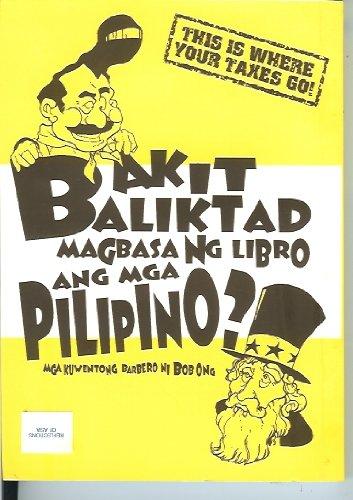 Bakit Baliktad Magbasa Ng Libro Ang Mga Pilipino? (mga kuwentong barbero ni bob ong)