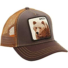 This hat is one of goorin's signature, ever-evolving, animal farm collection pieces Adjustable closure