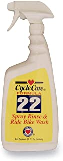 Cycle Care Formulas Formula 22 Spray, Rinse and Ride Cleaner - 1qt. 22032