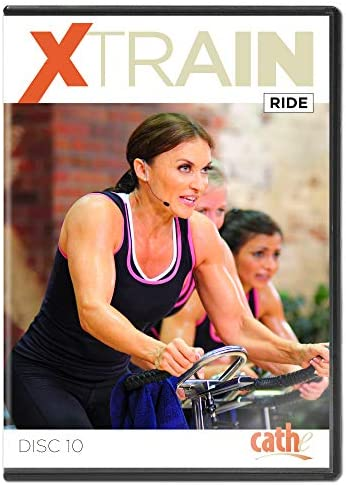 Cathe Friedrich XTrain Ride Indoor Cycling Workout DVD product image