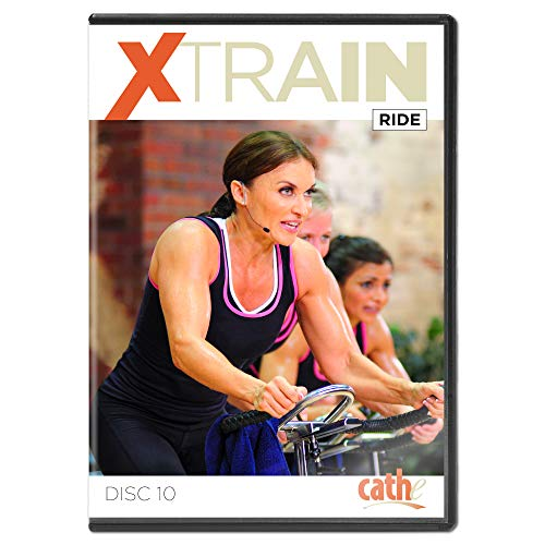 Cathe Friedrich's XTrain Series: Ride DVD
