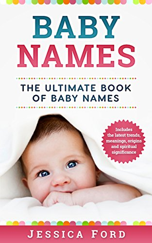 21++ Baby name meanings book info