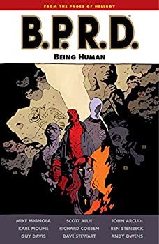 B.P.R.D. Being Human by Mike Mignola