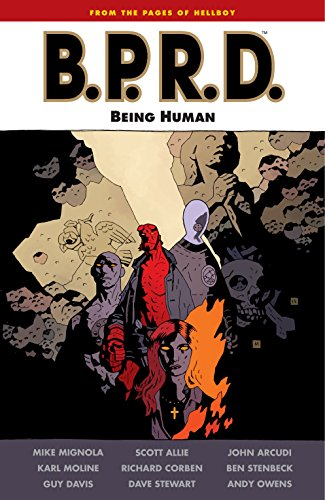 B.P.R.D.: Being Human (English Edition)