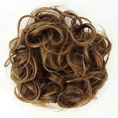 Prettyshop XXL-Haarteil-Haargummi für voluminöse