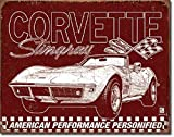 SRongmao Chevy Corvette Sting Ray 1969 American Muscle Car