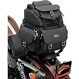 Saddlemen 3515-0118 Combination Back Rest/Seat/Sissy Bar Bag