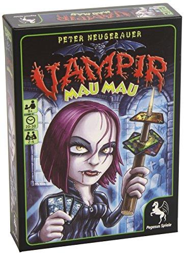 Pegasus Spiele 18120G - Vampir Mau Mau