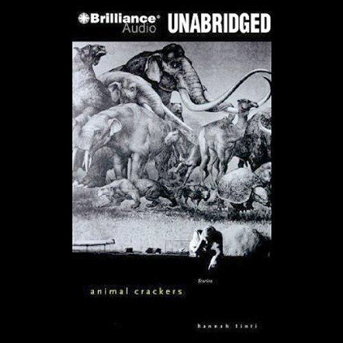 Animal Crackers audiobook cover art