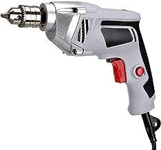 FFXENG Taladro percutor con Cable 550W, 230V, Taladro percutor (0 – 2800 RPM, Ø MAX perforación hormigón 10 mm,),A