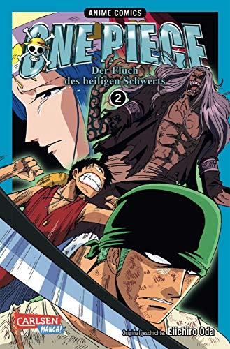 One Piece: Fluch des heiligen Schwerts, Band 2