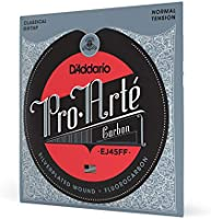 D'Addario EJ45FF Pro Arte Carbon Classical snaren