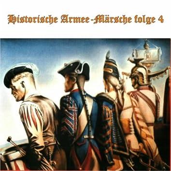 Historische Armee-Märsche Folge 4
