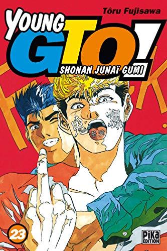 Young GTO T23: Shonan Junai Gumi