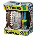 Franklin Sports I-Color Football