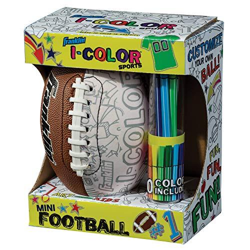 Franklin Sports I-Color Football