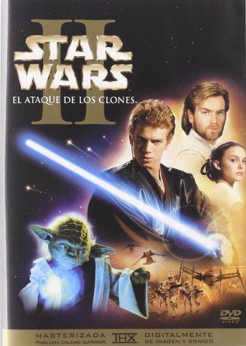 Star Wars: Episodio II. El ataque de los clones [DVD]