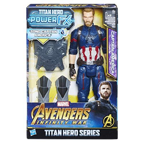 Crossbones Avengers Titan Hero Figur Actionfigur von Hasbro