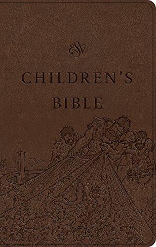 ESV Children's Bible (TruTone, Brown)