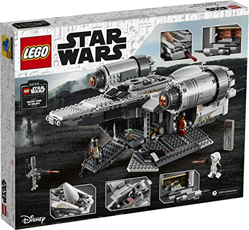 LEGO Star Wars: The Mandalorian The Razor Crest 75292 Exclusive Building Kit, New 2020 (1,023 Pieces) 5