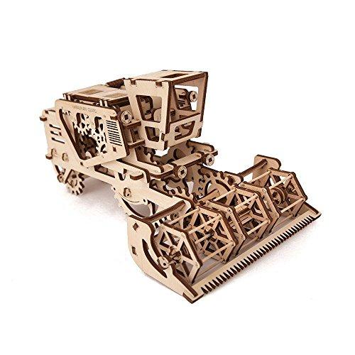 UGEARS-Combine-Mechanical-Construction-Kit