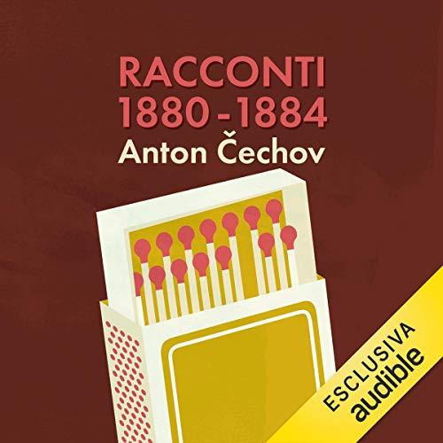 Racconti 1880-1884 copertina