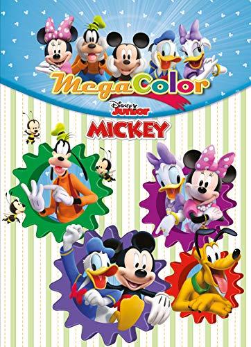 La casa de Mickey Mouse. Megacolor