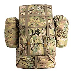 MT US MILITARY Molle 2 large rucksack | Military Rucksack with frame