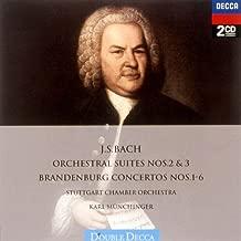 バッハ:管弦楽組曲第2番