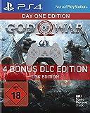 God Of War Day One Bonus Edition + DLC + PSX Retro Schlüsselanhänger