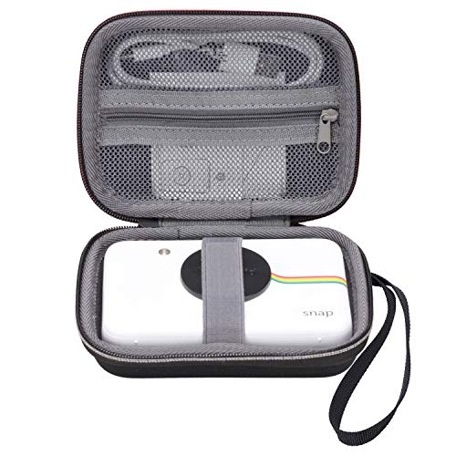 XANAD Hart Reise Tragen Tasche für Polaroid SNAP or Polaroid Snap Touch Kamera or Polaroid Mint Sofortbildkamera - Schutz Hülle