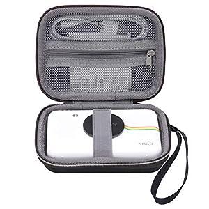 XANAD Estuche para Polaroid Snap Touch cámara rígido Protector a Prueba de Golpes fácil Llevar Estuche de Viaje