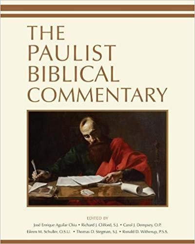Compare Textbook Prices for Paulist Biblical Commentary, The  ISBN 9780809106134 by Edited by José Enrique Aguilar Chiu;Richard J. Clifford;Carol J. Dempsey;Eileen M. Schuller;Thomas D. Stegman;Ronald D. Witherup