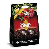 Abono granulado para todo tipo de Plantas y Flores. Fertilizante Concentrado microgranulado Premium. Ingredientes naturales y resultados visibles en 7 días.