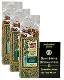 Sierra Soups Fresno Fog Split Pea Packaged Soup Mix - Gluten Free - Count of 3 (16.5 Ounces) - Plus Recipe Booklet Bundle